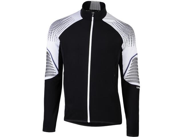 UYN Climable Jacket Herren black/off white